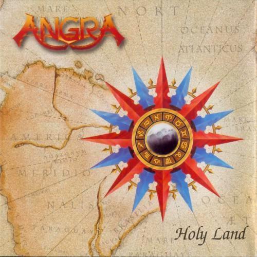 O mapa certeiro: capa da obra-prima do Angra