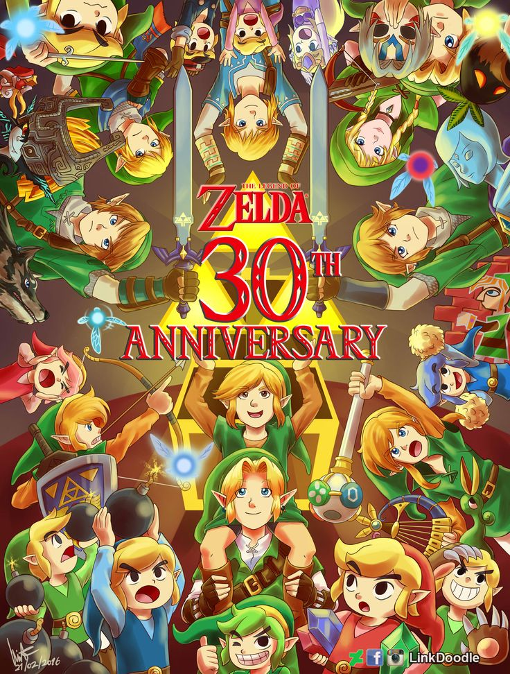 zelda-30th-anniversary
