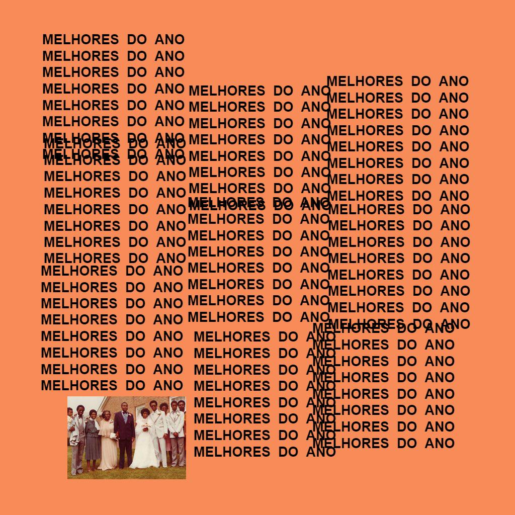 melhores álbuns 2016