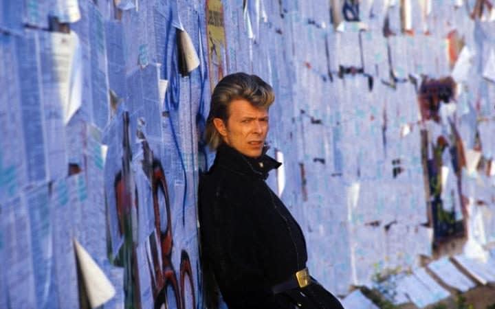 bowie muro de berlin brian eno low