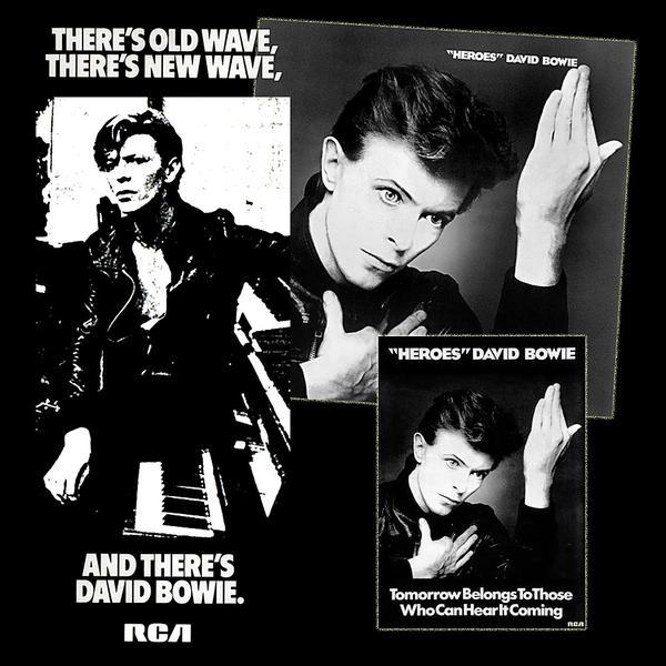 Propaganda da época do disco: bajulações nunca foram mais justificadas