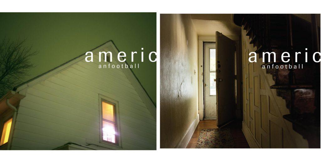 Do lado esquerdo, o álbum de 1999 e, ao seu lado, o álbum de 2016.