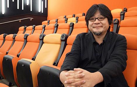 Mamoru Hosoda, diretor do filme.
