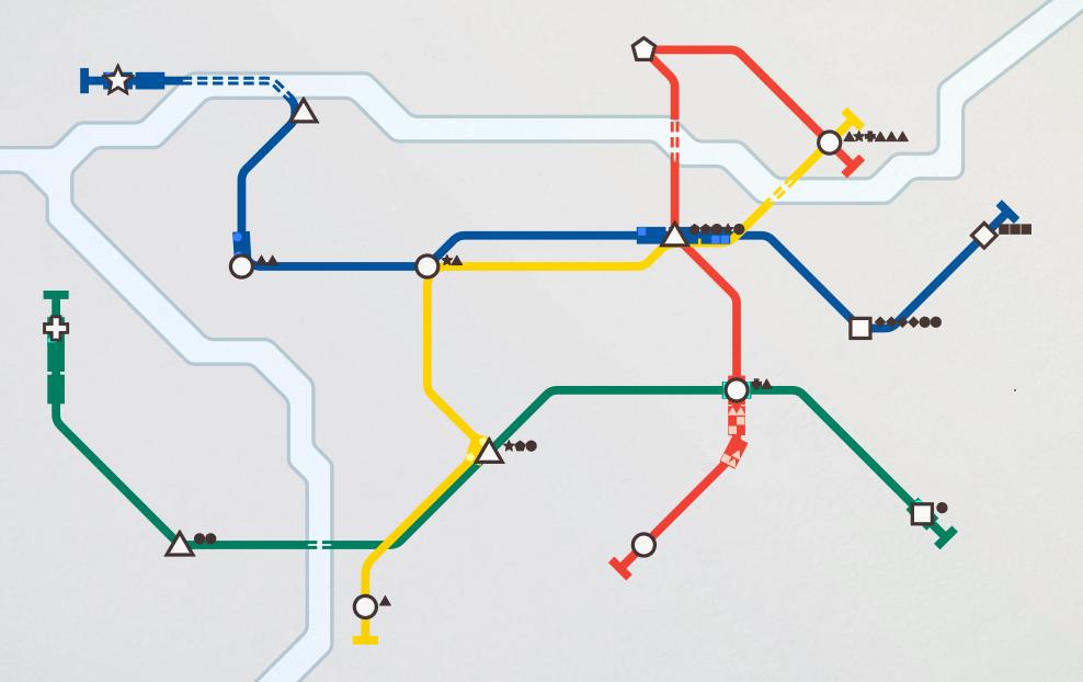 A versão de São Paulo no jogo. Por mais acostumado que você seja, é difícil recriar o mapa original.