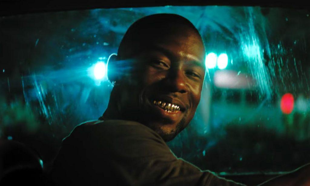 Após crescer em tamanho e na vida, Chiron se transforma em um híbrido de 50 Cent com Frank Ocean