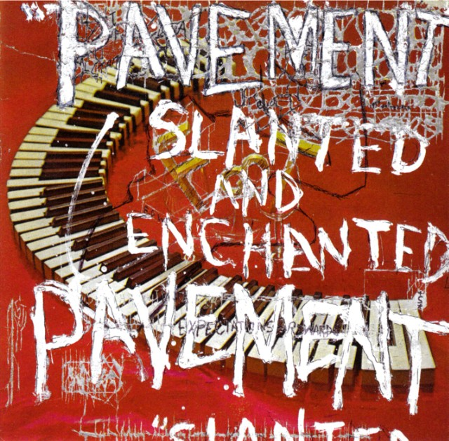 slanted and enchanted pavement cover