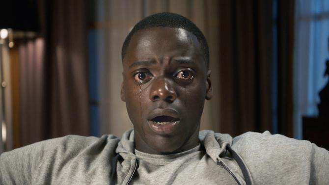 Kaluuya na cena mais angustiante do filme