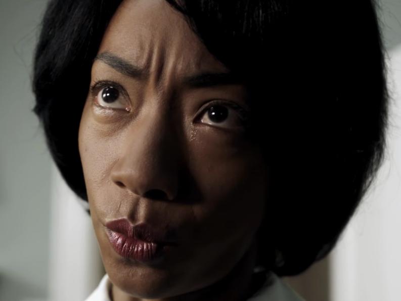 Betty Gabriel na atuação mais perturbadora do filme