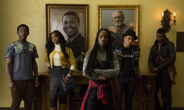 Formation: integrantes de diversos nichos do movimento negro de Winchester