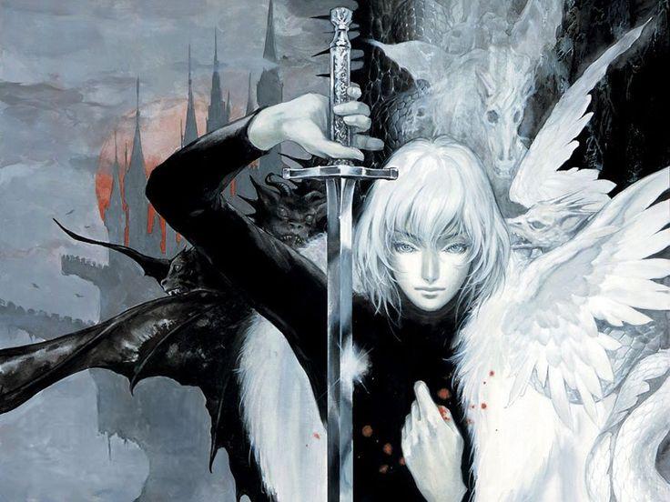 A artísta Ayami Kojima padronizou a arte conceitual da série Castlevania e determinou, inclusive, a estética seguida pela Netflix.