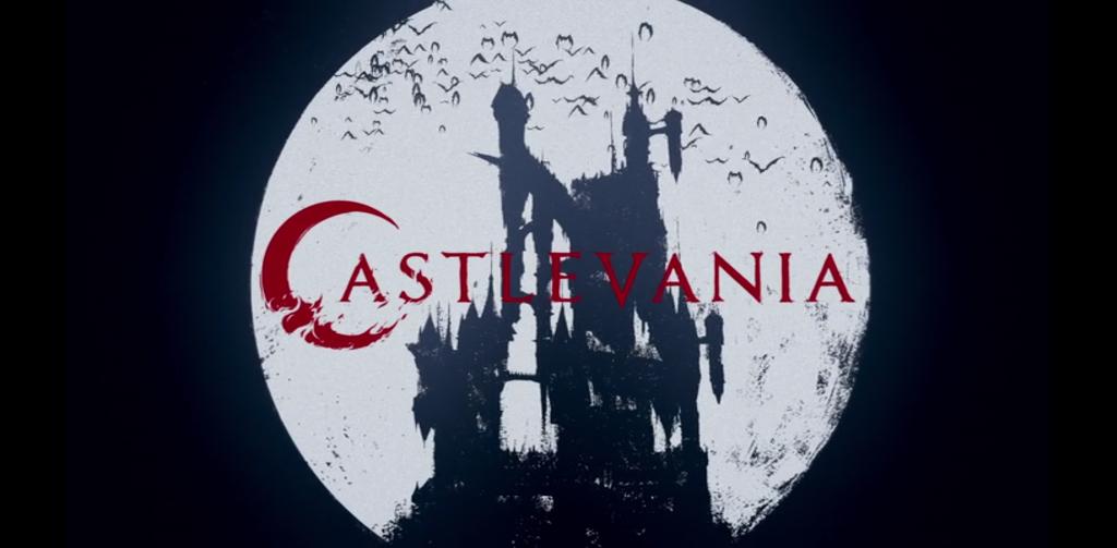 netflix castlevania logo