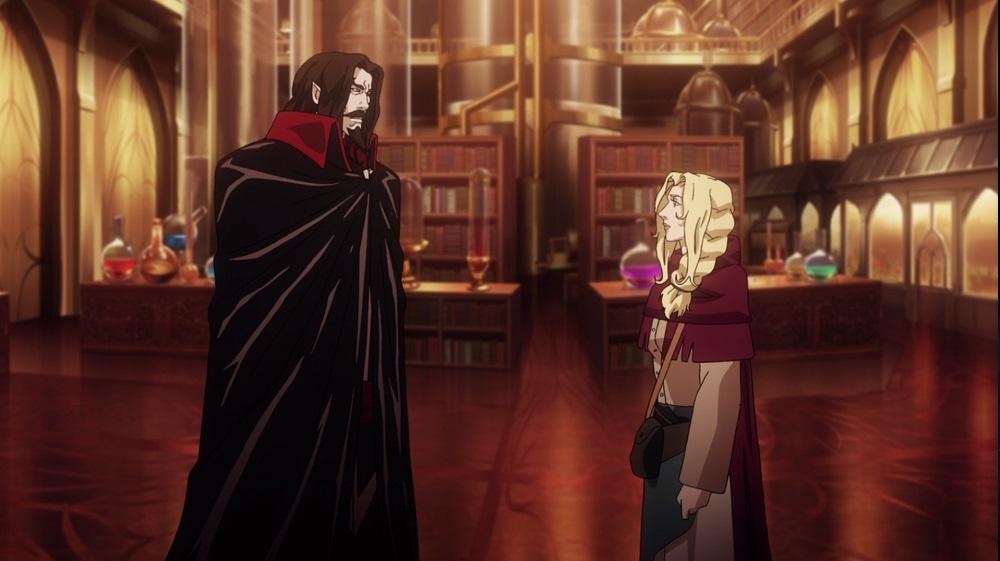 Lisa Tepes trás o recorte da Inquisição a série e coloca como mote principal personagens femininos secundários.