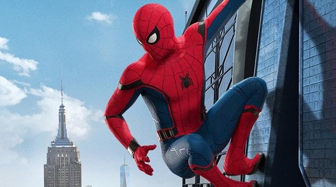 O novo traje do Homem Aranha traz a tecnologia a serviço do herói/ Marvel Studios/Sony Pictures