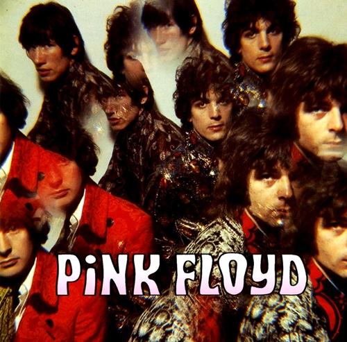 O primeiro dos prismas do Pink Floyd