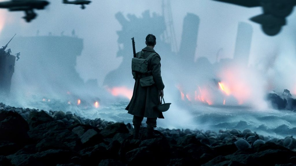 dunkirk christopher nolan war harry styles