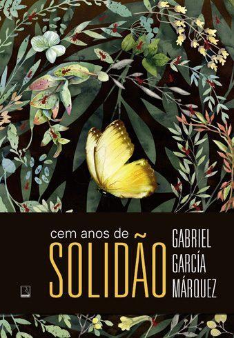 Edição especial de 50 anos de Cem Anos de Solidão, da editora Record.