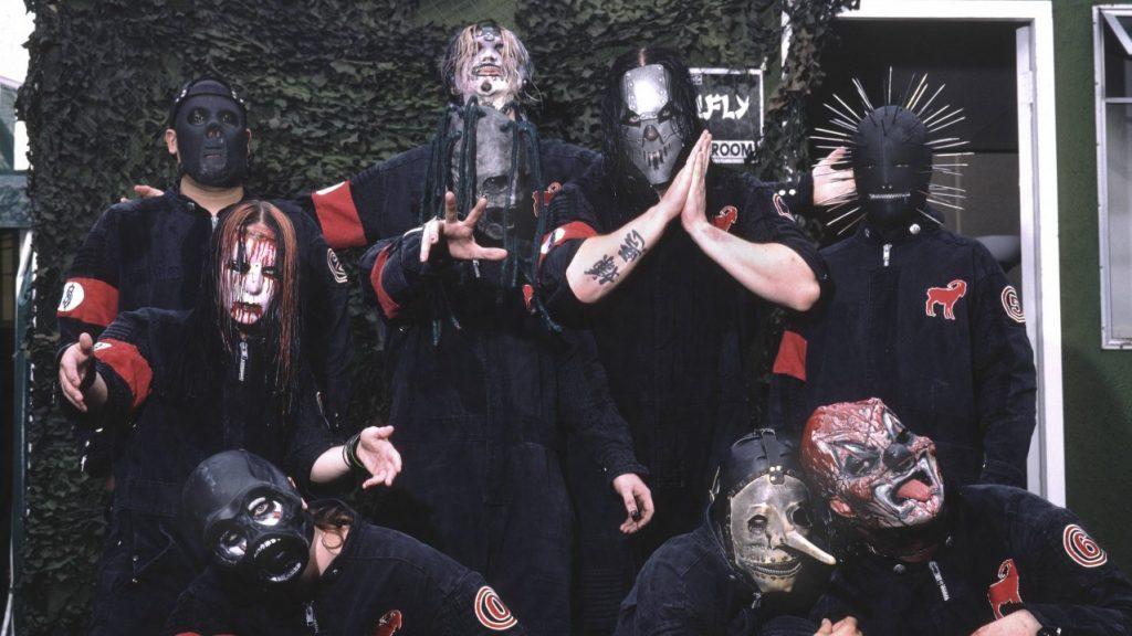 Slipknot: o horror cotidiano, de Iowa a Botucatu - Persona