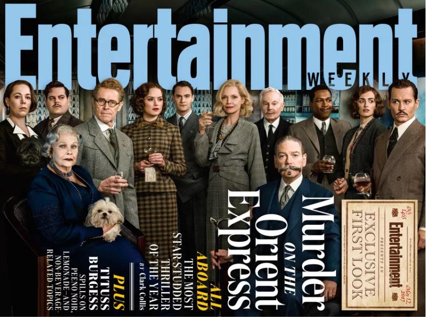 capa do filme em revista